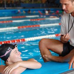 10 Lez. Istruttore di Nuoto